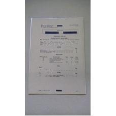 CLANSMAN PRC350 EMER REPAIR CHARTS SUPPLEMENT